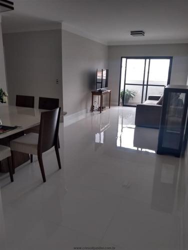 Imagem 1 de 28 de Apartamentos À Venda  Em Jundiaí/sp - Compre O Seu Apartamentos Aqui! - 1467839