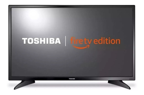 Televisor 32 Toshiba Led Hd Smart Tv Led / Netflix / Hdmi