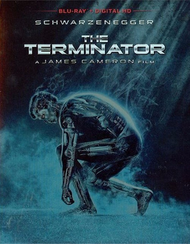 Imagen 1 de 3 de Blu-ray The Terminator / Edicion Remasterizada