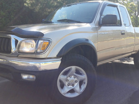 Toyota Tacoma 2002 4x4 Recien Legalizada