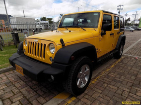 Jeep Wrangler Unlimited 3.6cc 4x4