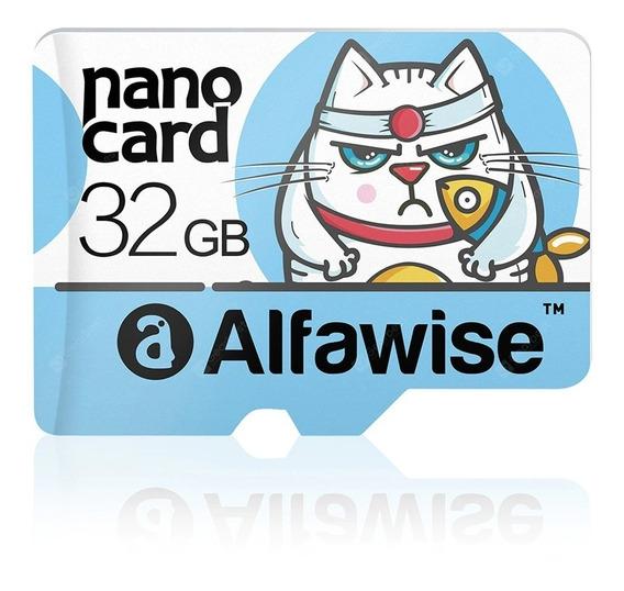 Cartão De Memória Alfawise 32 Gb Classe 10 Original
