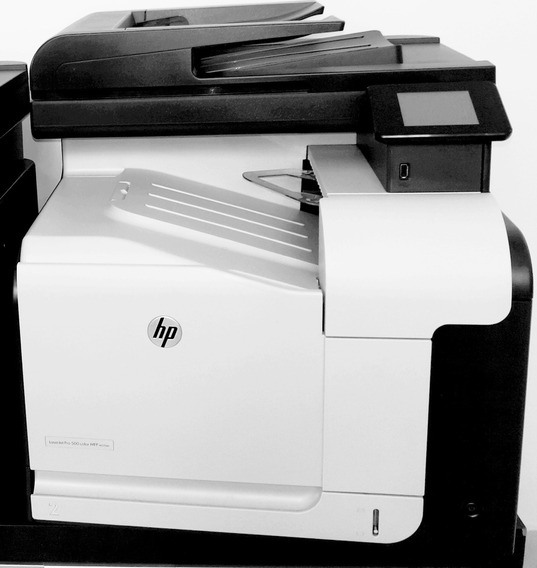 Impressora Hp Laser Color M570
