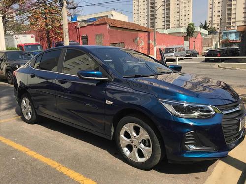 Imagem 1 de 9 de Chevrolet Onix Plus 2021 1.0 Premier Ii Turbo Aut. 4p