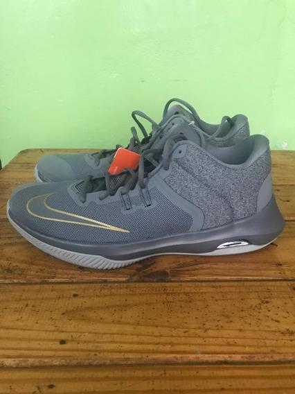 Zapatillas Nike Air Versitile Il De Basquet