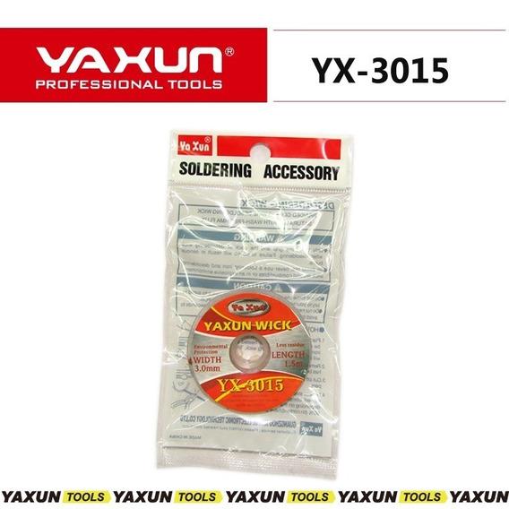 Malha Dessoldadora 3,0mm 1,5m 3015 De Cobre Yaxun Yaxun