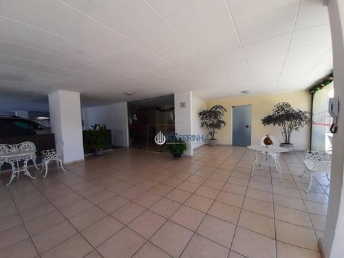 Imagem 1 de 12 de Apartamento Com 3 Dormitórios À Venda, 145 M² Por R$ 320.000,00 - Jardim Bela Vista - São José Dos Campos/sp - Ap3815