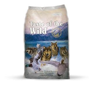 Taste Of The Wild Canine Wetlands Adultos Pato Codorniz 28lb