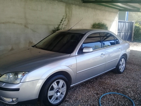Ford Mondeo 2005 2.0 Ghia Tdci At