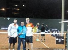 Clases De Tenis De Campo