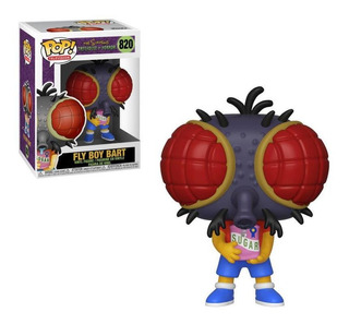 Funko Pop Bart Simpsons The Simpsons Fly Boy Bart #820