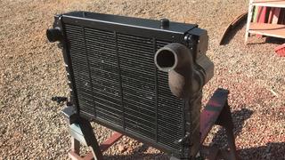 Radiador Trator John Deere 7515