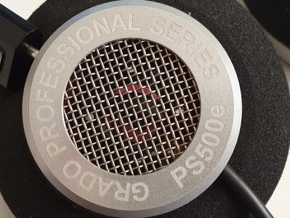 Fone Grado Ps500e + Pads Extra - Audiofilia