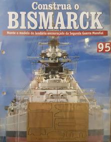 Coleção Construa O Bismarck Edição 95