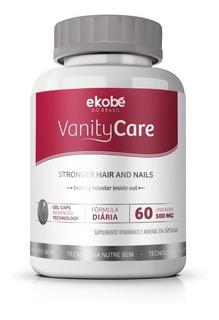 Vanity Care Ekobé Suplemento P/ Beleza De Cabelo E Unhas
