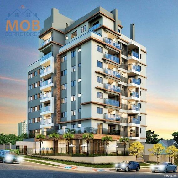 Ótimos Apartamentos Residencial Silicon Valley - Campina Do Siqueira 3 Dormitórios 2 Vagas - Promoção De Vendas - Ap0452