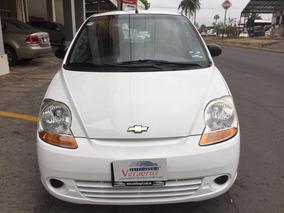 Dm Chevrolet Matiz 2015 Color Blanco