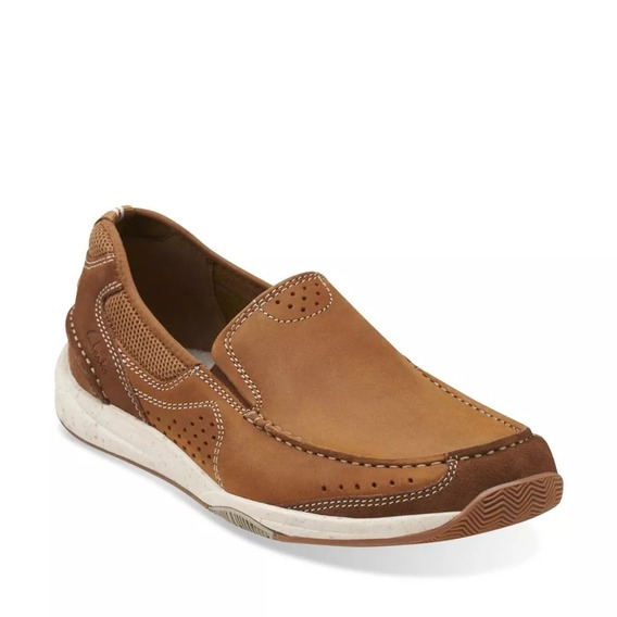 Zapatos Mocasin Para Caballeros Clarks Zapatos en Mercado