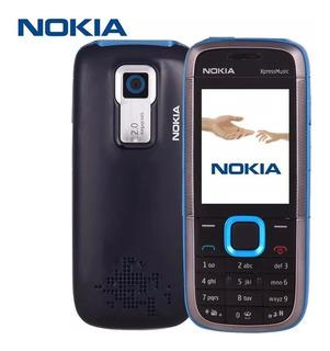 Celular Nokia Xpress Music 5130 Personal Con Cargador
