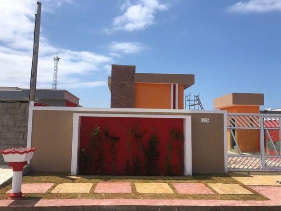 Sobrado 2 Dorm, Condomino Fechado, Em Itanhaém, Litoral Sul