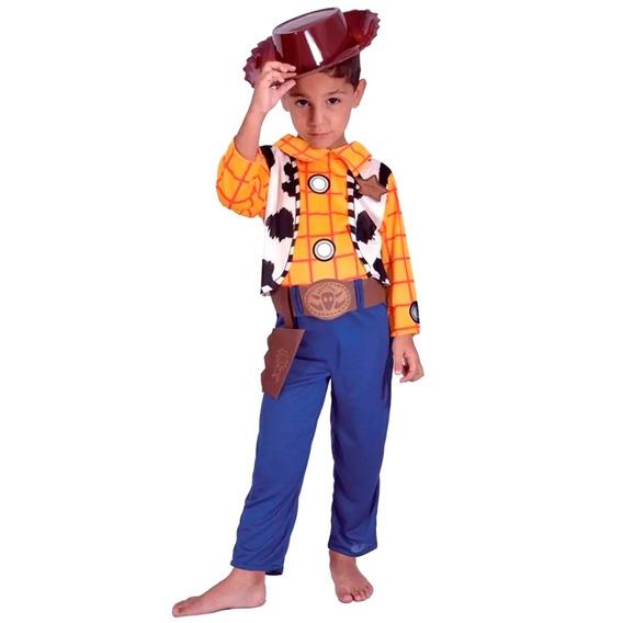 Disfraz Woody El Vaquero Con Luz Toy Story Disney New Toys