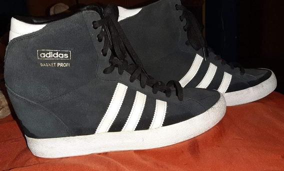 Zapatillas adidas Con TacosTalle 38-39 Poco Uso