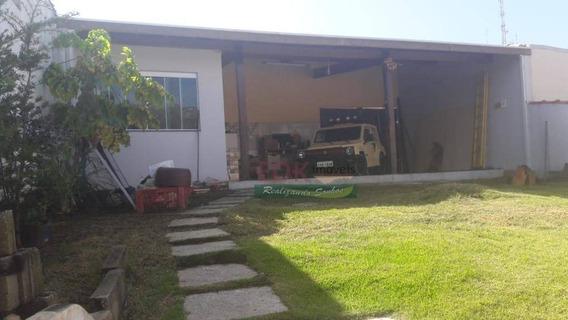 Casa Com 3 Dormitórios À Venda, 120 M² Por R$ 0 - Jardim Prado - Santa Branca/sp - Ca2013