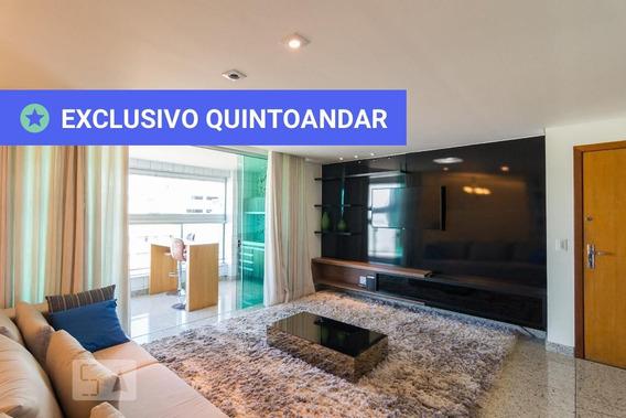 Apartamento No 5º Andar Mobiliado Com 3 Dormitórios E 2 Garagens - Id: 892946880 - 246880