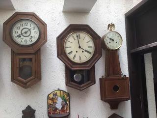 Relojes Cucus Alemanes Pared Y Chimenea