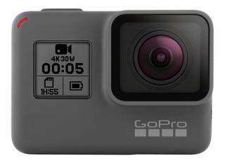 Gopro Hero 5 Black 4k 30 Fps 12mp (uso) Estetica De 10