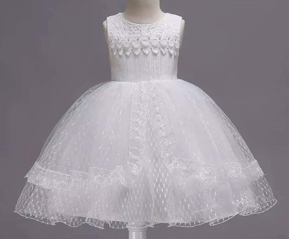Vestido De Bautizo Para Niñas De 1 Año Ropa Y Accesorios
