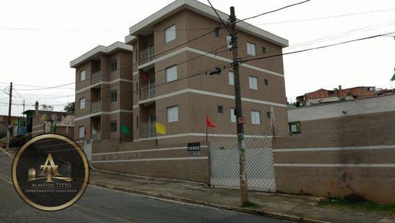 Apartamento Residencial À Venda, Centro, Itapevi. - Ap0319