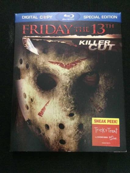 Friday The 13th:killer Cut-remake De 2009, Bluray, Buen Edo.
