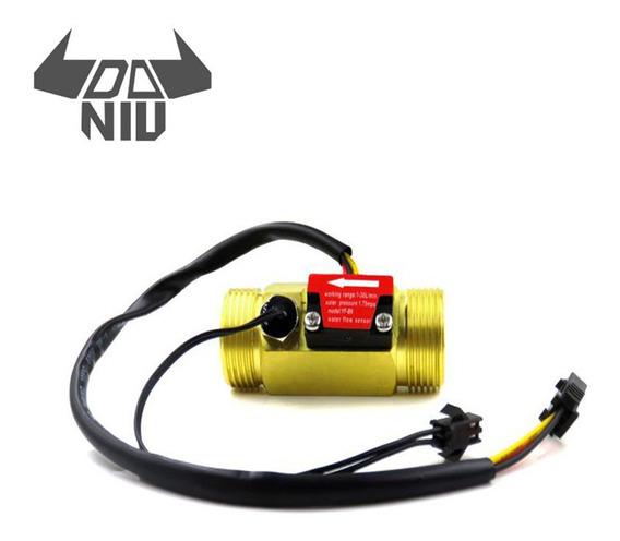 Daniu G3/4 Sensor De Fluxo Sensor De Água Interruptor Para M