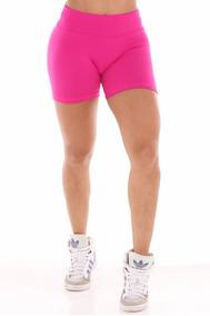 Shorts Curto Bermuda Shortinho Fitness Suplex Promoção