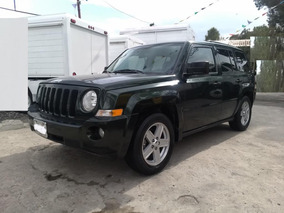 Jeep Patriot Sport Mod. 2010 Cvt, Ve, Cd A/a impecable