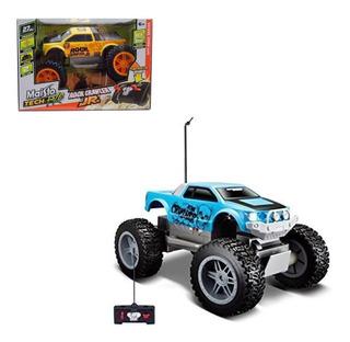 Auto Rc Radio Control Remoto Rock Crawler Jr Maisto 4 X 4