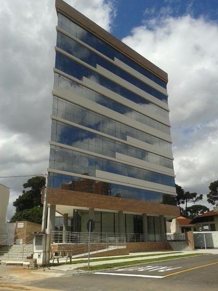Apartamento Mobiliado Com 1 Dormitório À Venda, 33 M² Por R$ 249.900 - Centro - São José Dos Pinhais/pr - Ap0135