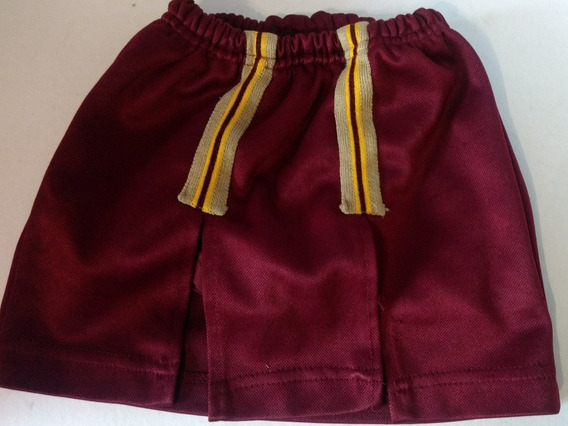 Short Falda Escolar Deportes Para Niña *usado*