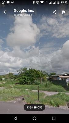 Vendo Terreno Frente Rodovia Em Peruíbe Litoral Sul De Sp
