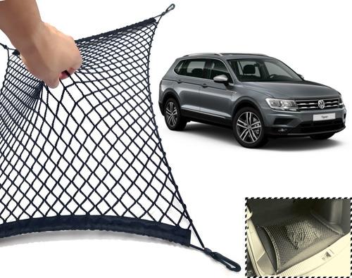 Rede Porta Obj. Volkswagen Elástica Porta Malas Tiguan 2018