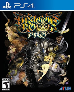Dragons Crown Pro Playstation 4 Standard Edition