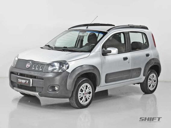Fiat Uno Evo Way 1.0 8v Eta/gas (nac) 4p
