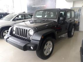 Jeep Wrangler 3.6 Unlimited 284hp Atx 0km 2018