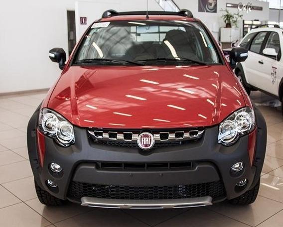 Fiat Strada 1.3 Oportunidad Retiro 20% O Usado!!!ls