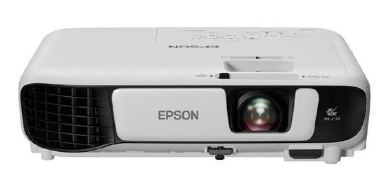Projetor Epson Powerlite S41+ 3300 Lumens, Svga,hdmi, Bivolt