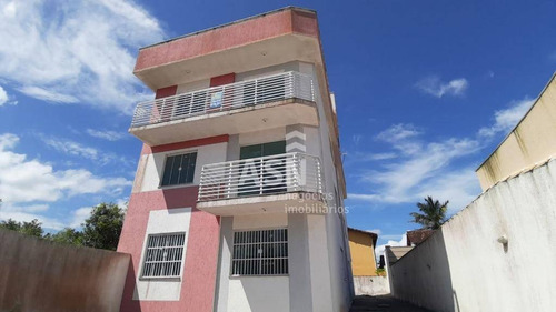 Imagem 1 de 15 de Cobertura À Venda, 60 M² Por R$ 207.997,00 - Terra Firme - Rio Das Ostras/rj - Co0026