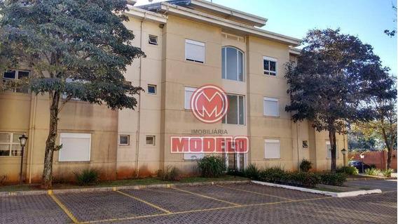 Apartamento Com 1 Dormitório À Venda, 56 M² Por R$ 230.000 - Jundiaquara - Araçoiaba Da Serra/sp - Ap2715