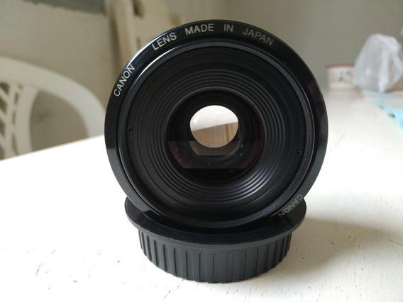 Lente Canon 35mm F2