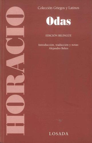 Odas - Horacio - Losada